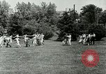 Image of Berea college student exercise Berea Kentucky United States USA, 1933, second 26 stock footage video 65675021265