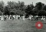 Image of Berea college student exercise Berea Kentucky United States USA, 1933, second 28 stock footage video 65675021265