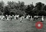Image of Berea college student exercise Berea Kentucky United States USA, 1933, second 29 stock footage video 65675021265