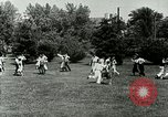 Image of Berea college student exercise Berea Kentucky United States USA, 1933, second 30 stock footage video 65675021265
