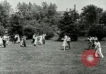 Image of Berea college student exercise Berea Kentucky United States USA, 1933, second 32 stock footage video 65675021265