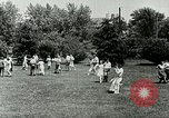 Image of Berea college student exercise Berea Kentucky United States USA, 1933, second 33 stock footage video 65675021265