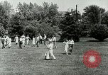 Image of Berea college student exercise Berea Kentucky United States USA, 1933, second 34 stock footage video 65675021265