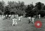 Image of Berea college student exercise Berea Kentucky United States USA, 1933, second 36 stock footage video 65675021265