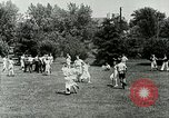 Image of Berea college student exercise Berea Kentucky United States USA, 1933, second 37 stock footage video 65675021265