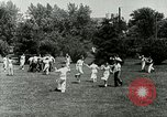 Image of Berea college student exercise Berea Kentucky United States USA, 1933, second 38 stock footage video 65675021265