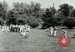 Image of Berea college student exercise Berea Kentucky United States USA, 1933, second 41 stock footage video 65675021265