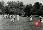 Image of Berea college student exercise Berea Kentucky United States USA, 1933, second 42 stock footage video 65675021265