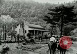 Image of Undeveloped roads Berea Kentucky United States USA, 1933, second 60 stock footage video 65675021272