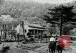 Image of Undeveloped roads Berea Kentucky United States USA, 1933, second 61 stock footage video 65675021272