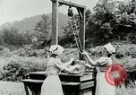 Image of Cooking classes Berea Kentucky United States USA, 1933, second 50 stock footage video 65675021274