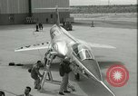 Image of F-104A Starfighter California United States USA, 1956, second 31 stock footage video 65675021302