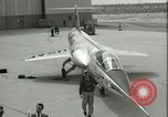 Image of F-104A Starfighter California United States USA, 1956, second 36 stock footage video 65675021302