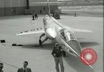 Image of F-104A Starfighter California United States USA, 1956, second 37 stock footage video 65675021302