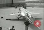 Image of F-104A Starfighter California United States USA, 1956, second 38 stock footage video 65675021302