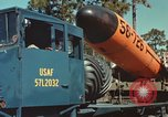 Image of Mace missile United States USA, 1958, second 38 stock footage video 65675021432