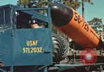 Image of Mace missile United States USA, 1958, second 40 stock footage video 65675021432