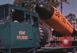 Image of Mace missile United States USA, 1958, second 38 stock footage video 65675021438