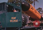 Image of Mace missile United States USA, 1958, second 40 stock footage video 65675021438