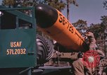 Image of Mace missile United States USA, 1958, second 47 stock footage video 65675021438