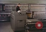 Image of computer consoles United States USA, 1958, second 6 stock footage video 65675021441