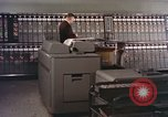 Image of computer consoles United States USA, 1958, second 7 stock footage video 65675021441