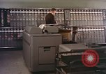 Image of computer consoles United States USA, 1958, second 9 stock footage video 65675021441