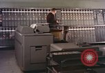 Image of computer consoles United States USA, 1958, second 10 stock footage video 65675021441