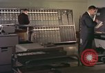 Image of computer consoles United States USA, 1958, second 13 stock footage video 65675021441