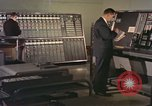 Image of computer consoles United States USA, 1958, second 14 stock footage video 65675021441