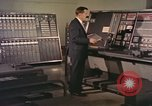 Image of computer consoles United States USA, 1958, second 15 stock footage video 65675021441