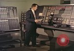Image of computer consoles United States USA, 1958, second 16 stock footage video 65675021441