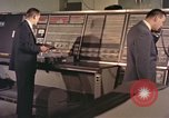 Image of computer consoles United States USA, 1958, second 19 stock footage video 65675021441