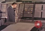 Image of computer consoles United States USA, 1958, second 23 stock footage video 65675021441