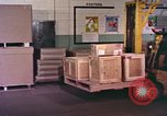 Image of storage room United States USA, 1958, second 10 stock footage video 65675021443