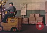 Image of storage room United States USA, 1958, second 16 stock footage video 65675021443