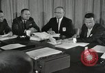 Image of Major Leroy Gordon Cooper United States USA, 1963, second 24 stock footage video 65675021459