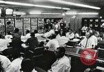 Image of Mercury-Atlas MA-9 countdown Cape Canaveral Florida USA, 1963, second 21 stock footage video 65675021464
