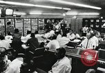 Image of Mercury-Atlas MA-9 countdown Cape Canaveral Florida USA, 1963, second 28 stock footage video 65675021464