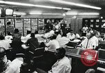 Image of Mercury-Atlas MA-9 countdown Cape Canaveral Florida USA, 1963, second 29 stock footage video 65675021464