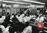 Image of Mercury-Atlas MA-9 countdown Cape Canaveral Florida USA, 1963, second 39 stock footage video 65675021464