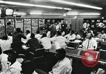 Image of Mercury-Atlas MA-9 countdown Cape Canaveral Florida USA, 1963, second 54 stock footage video 65675021464