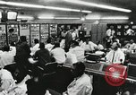 Image of Mercury-Atlas MA-9 countdown Cape Canaveral Florida USA, 1963, second 57 stock footage video 65675021464