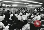 Image of Mercury-Atlas MA-9 countdown Cape Canaveral Florida USA, 1963, second 59 stock footage video 65675021464