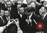 Image of John Fitzgerald Kennedy presentation to Major Cooper United States USA, 1963, second 8 stock footage video 65675021468
