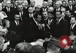 Image of John Fitzgerald Kennedy presentation to Major Cooper United States USA, 1963, second 36 stock footage video 65675021468