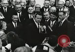 Image of John Fitzgerald Kennedy presentation to Major Cooper United States USA, 1963, second 38 stock footage video 65675021468
