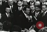 Image of John Fitzgerald Kennedy presentation to Major Cooper United States USA, 1963, second 40 stock footage video 65675021468