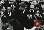 Image of John Fitzgerald Kennedy presentation to Major Cooper United States USA, 1963, second 44 stock footage video 65675021468