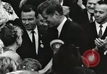 Image of John Fitzgerald Kennedy presentation to Major Cooper United States USA, 1963, second 46 stock footage video 65675021468